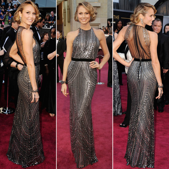 Stacy-Keibler - Naeem Khan